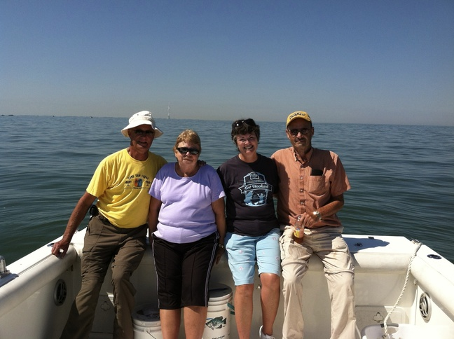 Lake erie charters lodging port clinton islands for Lake erie fishing charters port clinton